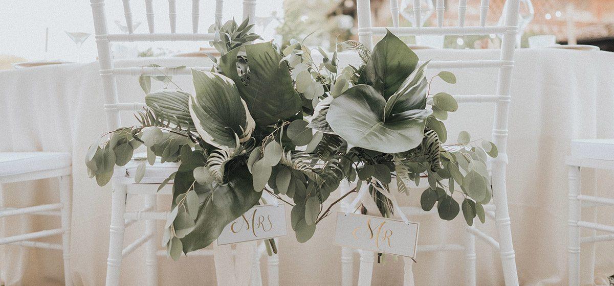 Anna Frascisco Luxury Wedding - Stationery